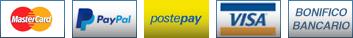 Consegna rapida con UPS, DHL e GLS